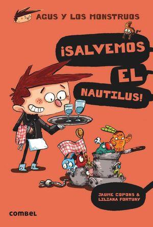 AGUS Y LOS MONSTRUOS #02. SALVEMOS EL NAUTILUS!