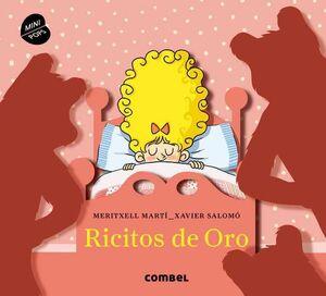 RICITOS DE ORO. MINIPOPS