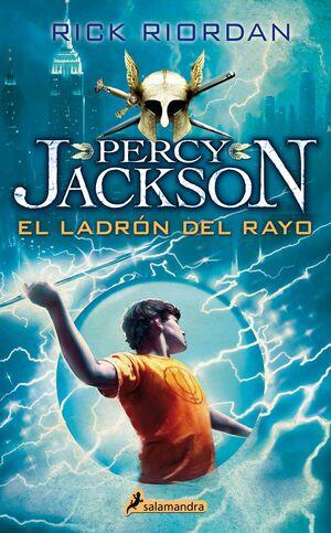 PERCY JACKSON I: EL LADRON DEL RAYO