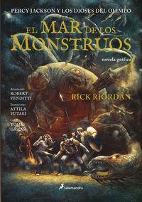 PERCY JACKSON II. EL MAR DE LOS MONSTRUOS (RTCA)
