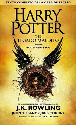 HARRY POTTER Y EL LEGADO MALDITO (PARTE UNO Y DOS)