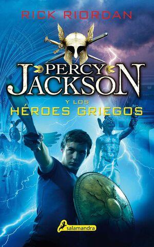 PERCY JACKSON Y LOS HEROES GRIEGOS