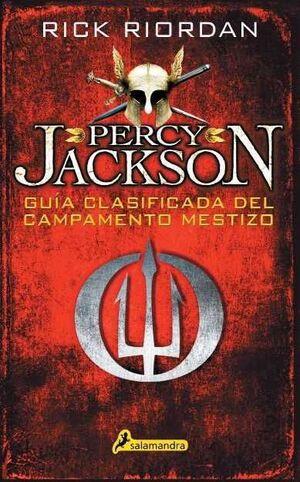 PERCY JACKSON: GUIA CLASIFICADA DEL CAMPAMENTO MESTIZO