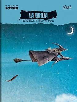 EL BAUL DE LOS MONSTRUOS #01. LA BRUJA