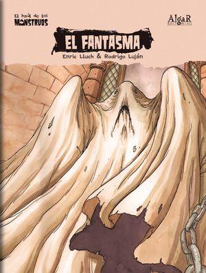 EL BAUL DE LOS MONSTRUOS #05. EL FANTASMA