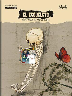 EL BAUL DE LOS MONSTRUOS #08. EL ESQUELETO