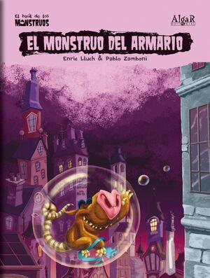 EL BAUL DE LOS MONSTRUOS #09. EL MONSTRUO DEL ARMARIO