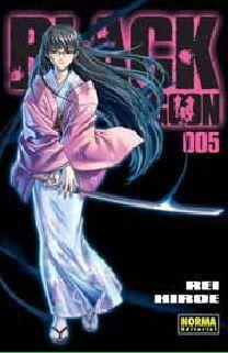 BLACK LAGOON #05