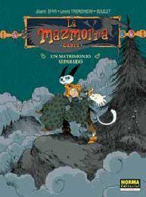 LA MAZMORRA. ZENIT #05: UN MATRIMONIO SEPARADO