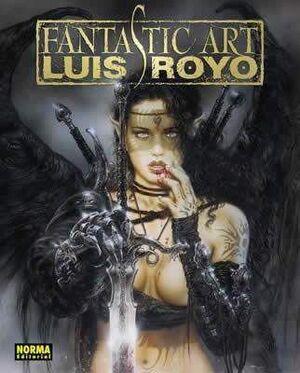 FANTASTIC ART. LUIS ROYO