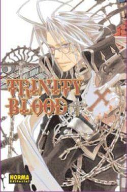 TRINITY BLOOD #01