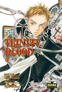 TRINITY BLOOD #02