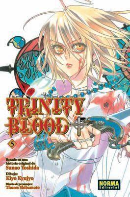 TRINITY BLOOD #05