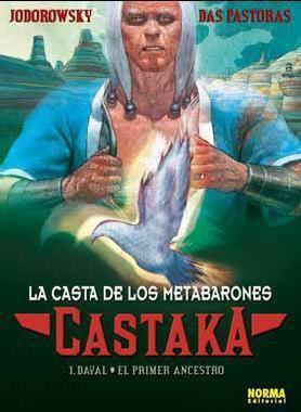 CASTAKA #01. DAYAL, EL PRIMER ANCESTRO