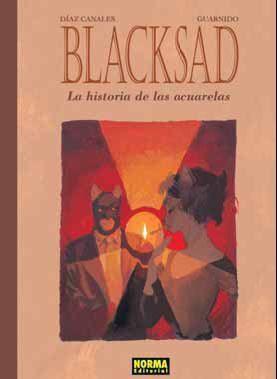 BLACKSAD. LA HISTORIA DE LAS ACUARELAS
