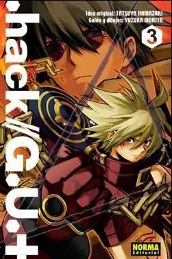HACK//G.U.+ #03