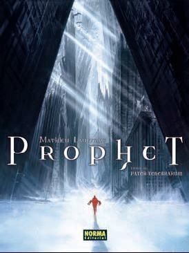 PROPHET #03. PATER TENEBRARUM (NORMA EDITORIAL)