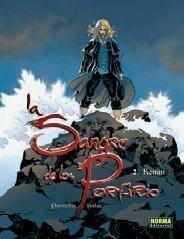 LA SANGRE DE LOS PORFIRIO #02. KONAN