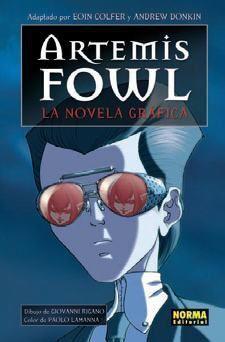 ARTEMIS FOWL VOL.1: LA NOVELA GRAFICA
