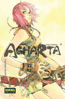 AGHARTA #09