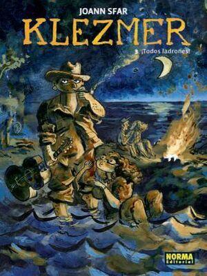KLEZMER #03. TODOS LADRONES