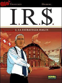 I.R.S. #02. LA ESTRATEGIA HAGEN