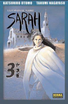 LA LEYENDA DE MADRE SARAH #03 (ED COLECCIONISTA)