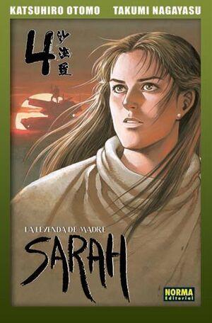 LA LEYENDA DE MADRE SARAH #04 (ED COLECCIONISTA)