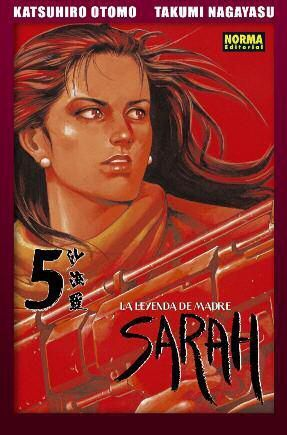 LA LEYENDA DE MADRE SARAH #05 (ED COLECCIONISTA)