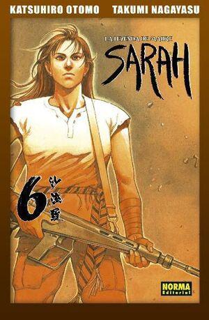 LA LEYENDA DE MADRE SARAH #06 (ED COLECCIONISTA)