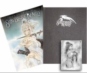 LUIS ROYO SUBVERSIVE BEAUTY LIMITED EDITION