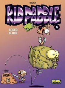 KID PADDLE #06. RODEO BLORK