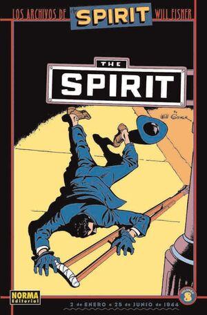 LOS ARCHIVOS DE THE SPIRIT #08