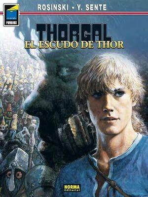 THORGAL #31. EL ESCUDO DE THOR (RTCA)