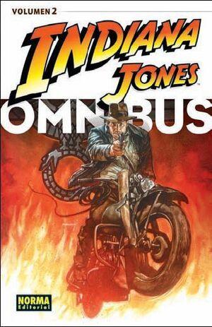 INDIANA JONES OMNIBUS #02