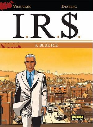 I.R.S. #03. BLUE ICE