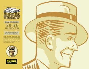 DICK TRACY: LAS TIRAS COMPLETAS VOL.1