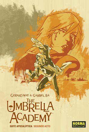 THE UMBRELLA ACADEMY #02