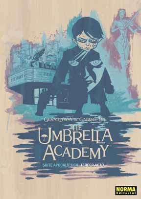 THE UMBRELLA ACADEMY #03