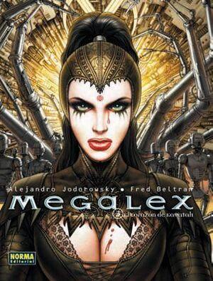MEGALEX #03. EL CORAZON DE KAVATAH