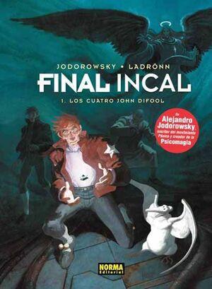FINAL INCAL #01. LOS CUATRO JOHN DIFOOL