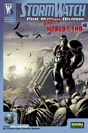 STORMWATCH #04. WORLD.S END