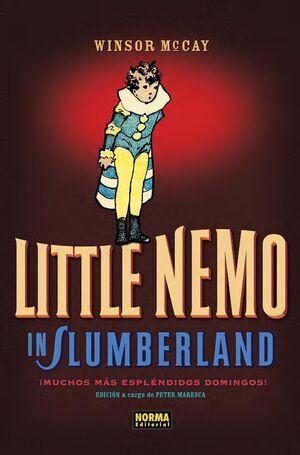LITTLE NEMO IN SLUMBERLAND VOL. 2: ÍMUCHOS MAS ESPLENDIDOS DOMINGOS!