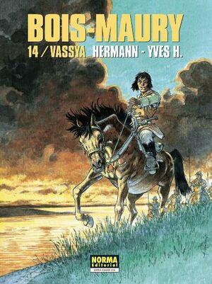 BOIS-MAURY #14. VASSYA