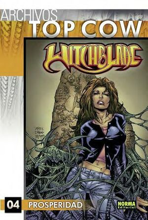 ARCHIVOS TOP COW WITCHBLADE #04