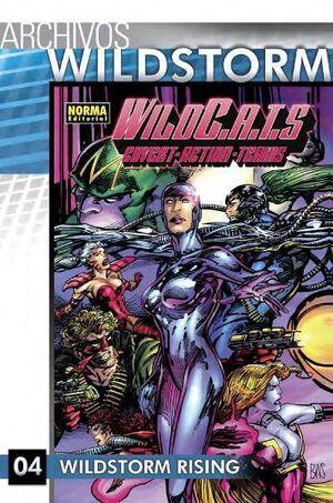 ARCHIVOS WILDSTORM WILDC.A.T.S #04