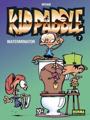 KID PADDLE #07. WATERMINATOR