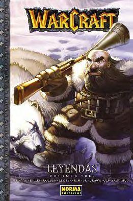 WARCRAFT: LEYENDAS #03