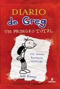 DIARIO DE GREG #01. UN PRINGAO TOTAL
