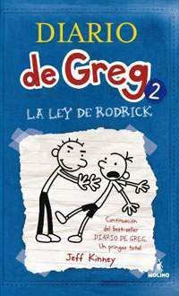 DIARIO DE GREG #02. LA LEY DE RODRICK